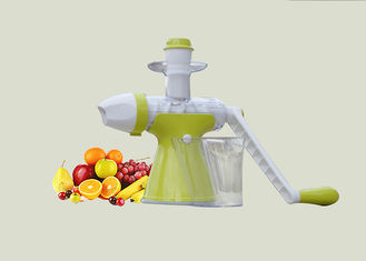 China 2 In 1 Functions Hand Juice Maker , Easy To Clean Juicer Food Grade Materials supplier