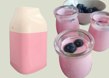 China Home Made Cuisine Yogurt Maker Manual Thermal Insulation Frame OEM Accepted supplier