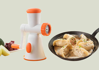 China DIY Manual Meat Mincer Quick Disassembled One Nozzle For Making Sausage supplier