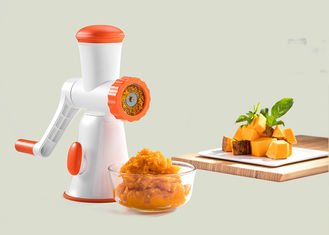 China Portable Type Kitchen Meat Mincer Food Grade Plastic Materials Low Noise supplier