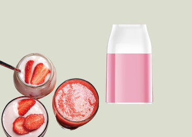 China 1L Unflavored Homemade Yogurt Machine Pink Color Energy Saving Eco Friendly supplier