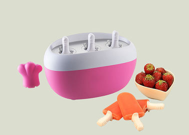 China Space Saving Instant Ice Pop Maker Easy Operating With 2 Stick Slots supplier