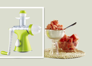 China Home Style Portable Ice Blender Double Functions Casper Appearance ROHS supplier