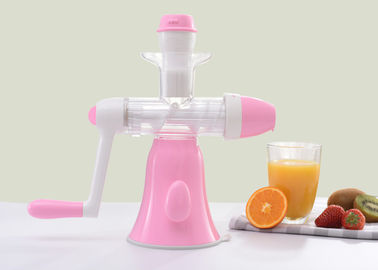 China Home Use Kitchen Master Hand Cold Press Slow Juicer Manual Citrus Juicer Extracter supplier