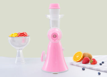 China 2 In 1 Home Masticating Juice Extractor , Compact Slow Juice Maker OEM Accepted supplier