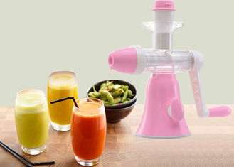 China Miniature Caspar Appearance Slow Juice Maker Extractor Without Electricity supplier