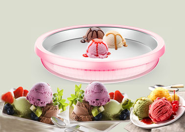 China Miracle Instant Ice Cream Tray No Electricity Needed Lightweight Fried Ice Cream Roll Pan supplier