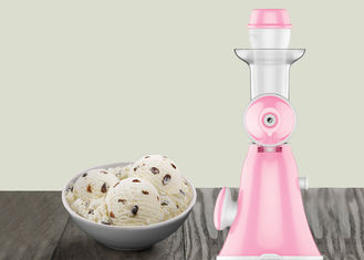 China High Performance Continues Ice Cream Maker Hand Crank Juice Making Machine supplier