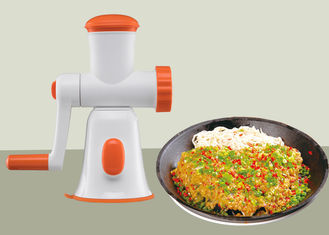 China Manual Meat Mincer Hygienic Material Non Electric Baby Food Chopper BPA Free supplier