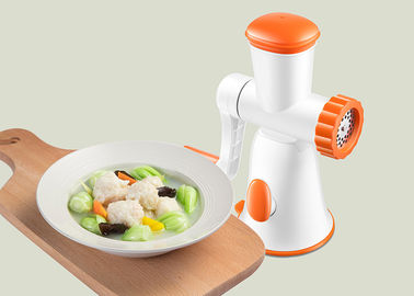 China Durable Non Electric Food Processor 3 PCS Of Knife Net High Efficiency factory