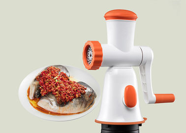 Delicate Design Non Electric Food Processor Three Blades Arrangement For Meats