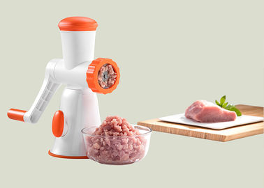 Hygienic Materials Manual Meat Mincer Light Weight 270*132*291mm Dimension