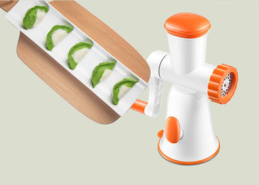 Household Manual Meat Mincer Without Electric Food Grade Plastic Materials