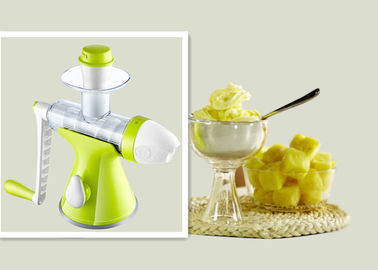 Mini Citrus Portable Ice Blender Detachable Structure Non Electric Food Blender