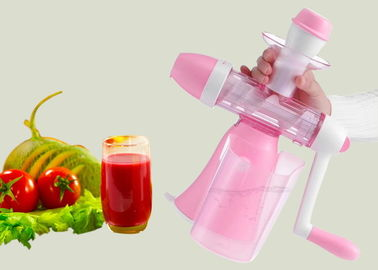 Durable Fruit Juice Making Machine , ABS Main Body Slow Juice Extractor Easy Gathering