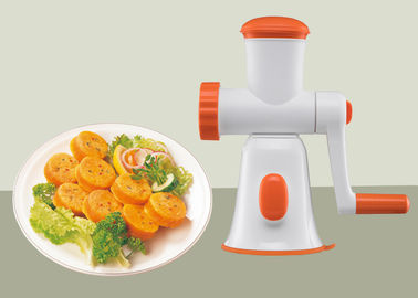 China No Electric Hand Crank Food Processor Fully Manual Operating Homemade Type factory