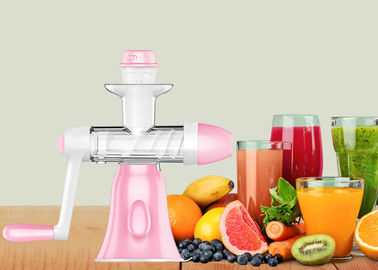 China Size 313*173*326mm Manual Juice Extractor Fruit Ice Cream Making Machine factory
